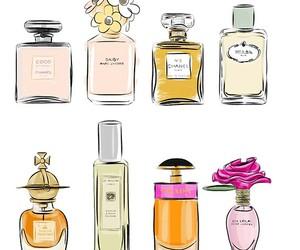 chanel, Prada, and parfumes image
