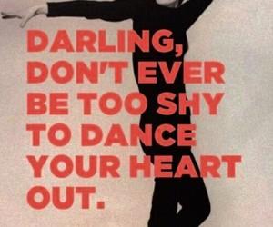 quotes, dance, and audrey hepburn image