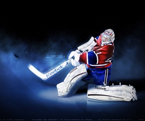 Ice Hockey, nhl, and carey price image