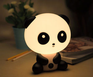 panda, cute, and beautiful image