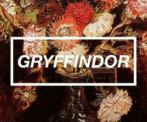 gryffindor, harry potter, and book image