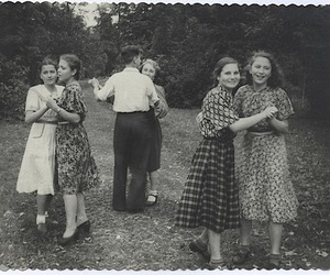 vintage and dancing image