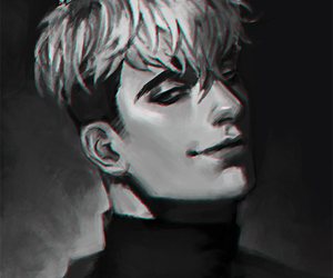 killing stalking and sangwoo image