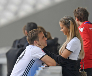 football, wags, and football family image