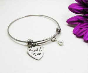 charm bracelet, etsy, and best friend gift image