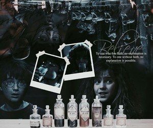 edit, harry potter, and hermione granger image