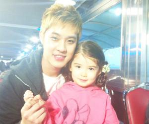 lauren, mblaq, and seungho image