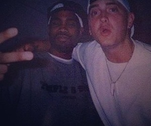 eminem, slim shady, and marshall mathers image