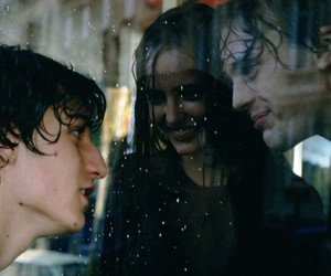 the dreamers, eva green, and michael pitt image