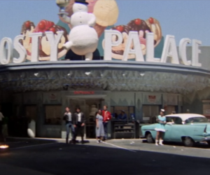 50s, 70s, and film image
