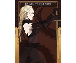 tda, the dark artifices, and emma carstairs image