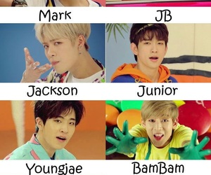 got7, kpop, and just right image
