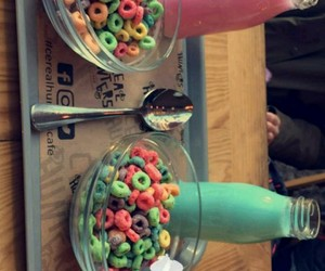 cereal, hunters, and madrid image