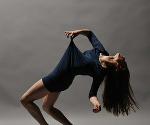 dance, flexibility, and Powerful image