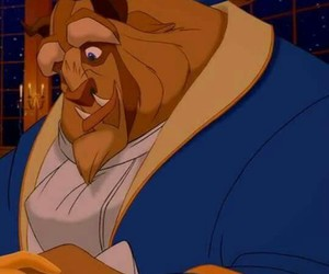 belle and the beast, disney, and goals image
