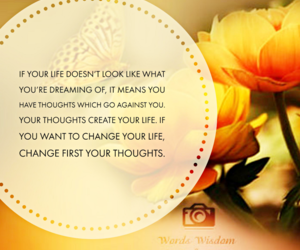 thoughts dreams quotes image