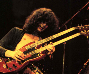 jimmy page and rock image