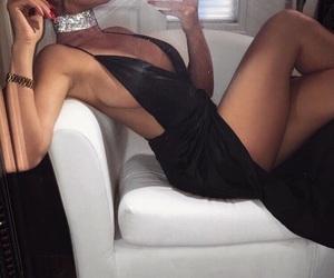beautiful, dress, and beauty image