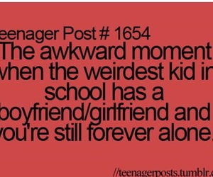 teenager post, quote, and school image