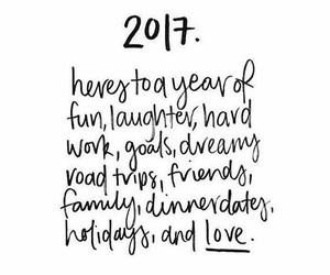 quote, Dream, and new year image