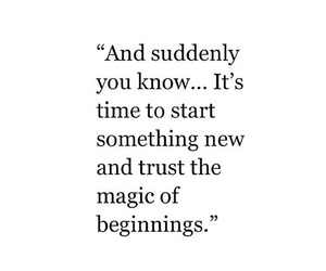 life, live, and new beginnings image