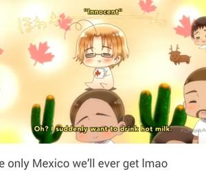 anime, hetalia, and meme image