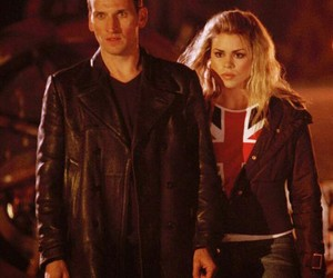 doctor who, billie piper, and nine image