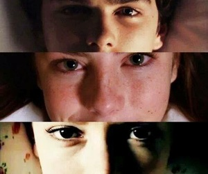 skins, Effy, and tony image