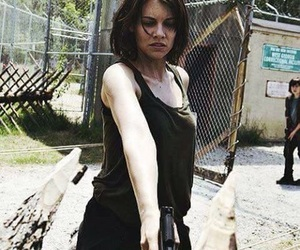 twd, lauren cohan, and the walking dead image