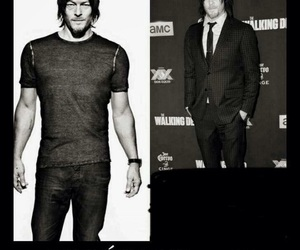 hot boys, norman reedus, and perfect man image