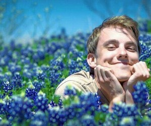 flowers, jon cozart, and cute image