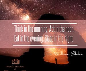 night picturequote quote image