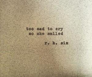 sad and smile image