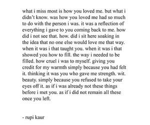 ex, quotes, and sad image