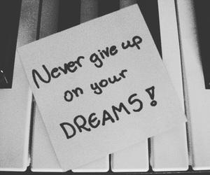dreams, piano, and luddzilla image