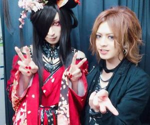 asagi, visual kei, and d image