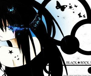 black, blue, and cool image