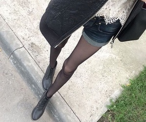 body, skinny, and legs image