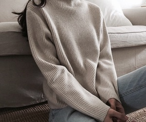 cozy, fashion, and indie image