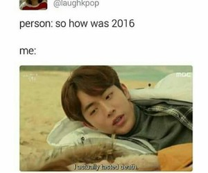 2016 and kpop image