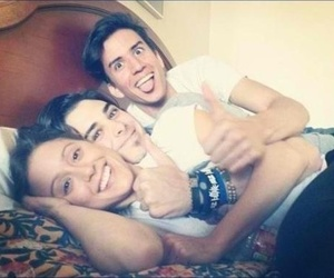 joey richter and lauren lopez image