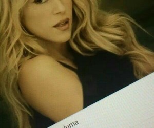 shakira, my queen, and youtube image