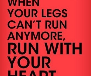 run, motivation, and running image