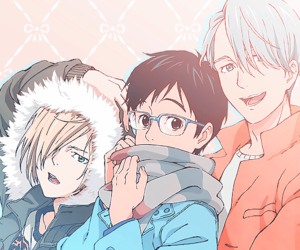 yuri on ice, anime, and yurio image