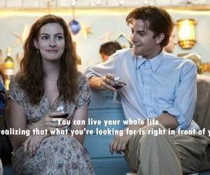 life, movie, and one day image