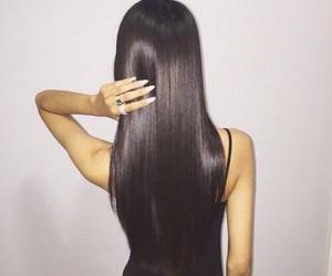 hair, beauty, and nails image