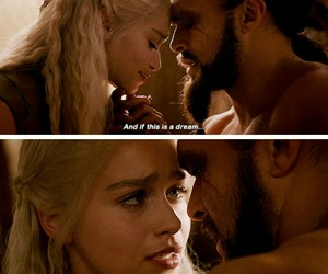 quote, game of thrones, and daenerys image