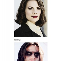 bucky barnes, captain america, and funny image