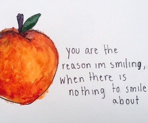 peach, quotes, and the front bottoms image