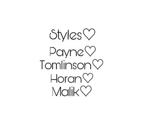 louis, styles, and niall image
